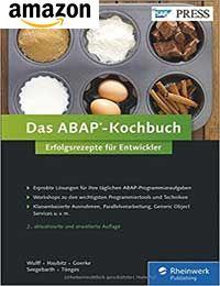 Buch: ABAP-Kochbuch