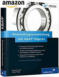 Buch: Anwendungsentwicklung mit ABAP Objects