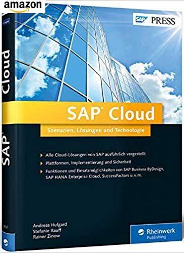 Buch: SAP Cloud: Szenarien, Lösungen und Technologie