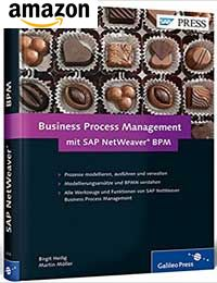 Buch: Business Process Management mit SAP NetWeaver BPM