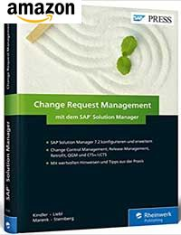 Buch: Change Request Management mit dem SAP Solution Manager