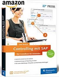 Buch: Controlling mit SAP: Der Grundkurs für Anwender