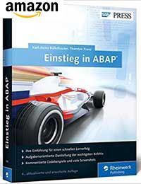 Buch Einstieg in ABAP: Die Neuauflage von Discover ABAP