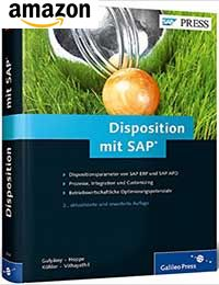 Buch: Disposition mit SAP