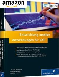 ABAP Buch Entwicklung mobiler Anwendungen