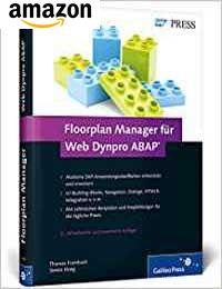 Buch Floorplan Manager für Web Dynpro ABAP