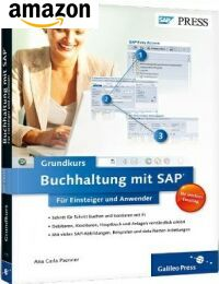 Buch: Buchhaltung mit SAP: Der Grundkurs für Einsteiger und Anwender