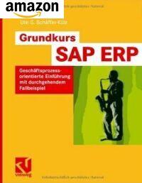 Buch: Grundkurs SAP ERP