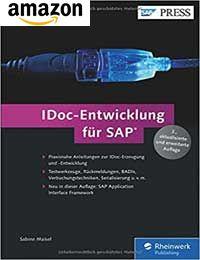 Buch IDoc-Entwicklung für SAP