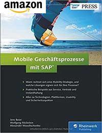 Buch: Mobile Geschäftsprozesse mit SAP