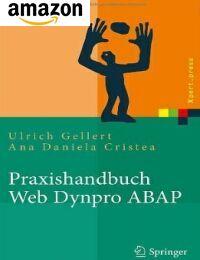 Buch Praxishandbuch Web Dynpro ABAP