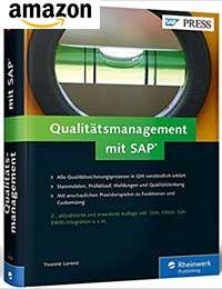 Buch: Qualitätsmanagement mit SAP - SAP QM