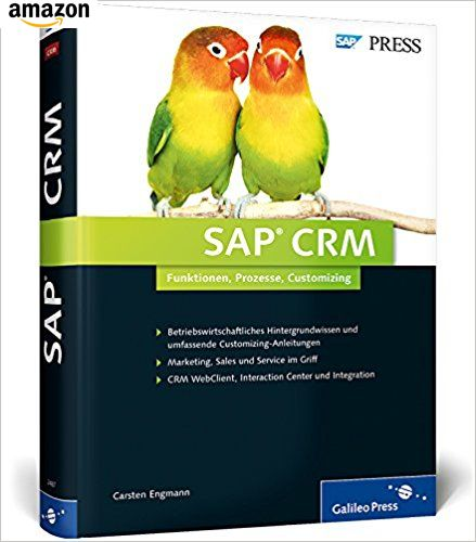Buch: SAP CRM