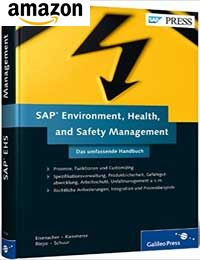 Buch: SAP Environment, Health, and Safety Management