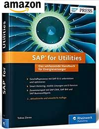 Buch: SAP for Utilities