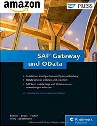 Buch SAP Gateway und OData