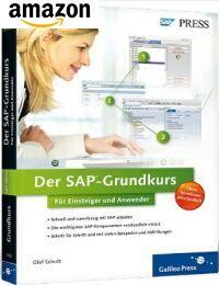 Buch: SAP Grundkurs für Einsteiger und Anwender
