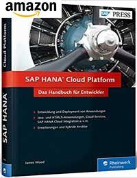 Buch: SAP HANA Cloud Platform