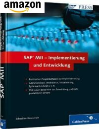 SAP MII Implementierung und Entwicklung