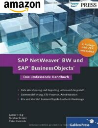 Buch: SAP NetWeaver BW und SAP BusinessObjects