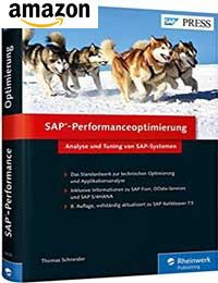 Buch: SAP-Performanceoptimierung