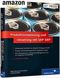 Buch: SAP PP Produktionsplanung und -steuerung mit SAP ERP