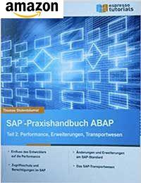 Buch: SAP-Praxishandbuch ABAP: Teil II
