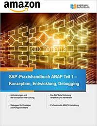 Buch: SAP-Praxishandbuch ABAP: Teil I
