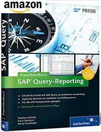 Buch: Praxishandbuch SAP Query-Reporting