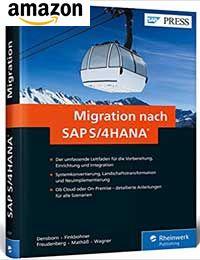 Buch: Migration nach SAP S/4HANA
