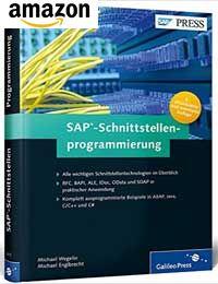 Buch SAP-Schnittstellenprogrammierung