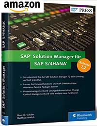 Buch: SAP Solution Manager