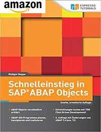 ABAP Objects Buch Schnelleinstieg