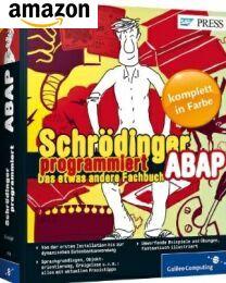 Buch Schrödinger programmiert ABAP - SAP für Dummies