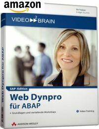 Buch WEB DYNPRO FÜR ABAP