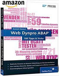 Buch Web Dynpro ABAP - 100 Tipps & Tricks