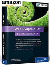 Buch Web Dynpro ABAP